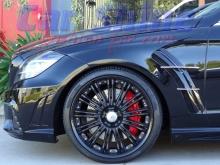 Mercedes - W218 - Wald Black Bison Styling 4