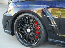Mercedes - W218 - Wald Black Bison Styling 4a