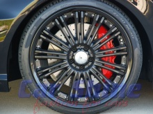 Mercedes - W218 - Wald Black Bison Styling 4b