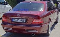 Mercedes - W220 - Lorinser EDITION Styling 6