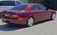 Mercedes - W220 - Lorinser EDITION Styling 7