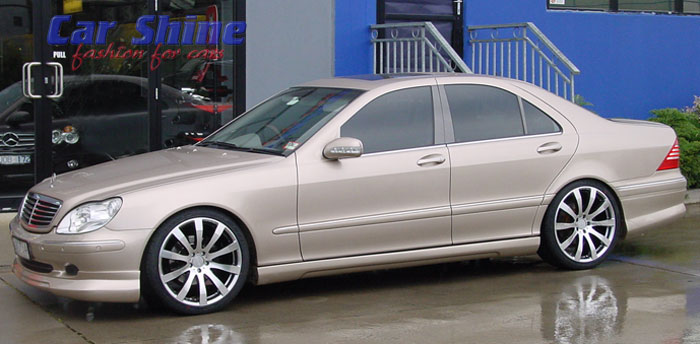 MERCEDES S Class W220 98 05 Styling