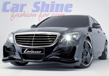 Mercedes - W222 - Lorinser Body Styling 1