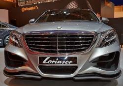 Mercedes - W222 - Lorinser Body Styling 6