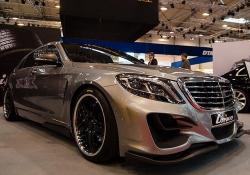 Mercedes - W222 - Lorinser Body Styling 7