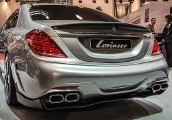 Mercedes - W222 - Lorinser Body Styling 8