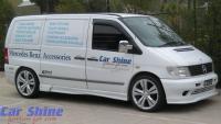 Mercedes - W638 Wheels - MB 5 Twin Spoke 20inch