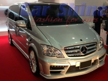 Mercedes - W639 - WALD Black Bison Styling 2