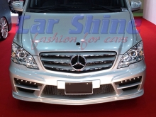 Mercedes - W639 - WALD Black Bison Styling 3