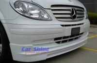 Mercedes - W639 - Wa Body Kit Front Bumper