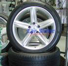 Mercedes - Wheels Tradein - Avior 18s Pirelli
