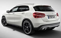 Mercedes - X156 - Standard 1