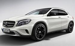 Mercedes - X156 - Standard 4