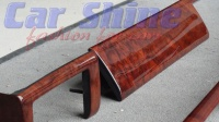 Mercedes - w126 - Walnut Dash and Glove Box 3