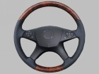 Mercedes - W204 - Design SW Elegance 2 4Spoke Walnut-Black