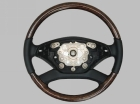 Mercedes - W221 - Design SW Elegance 3 4Spoke Eucalyptus-Black