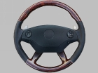 Mercedes - W221 - Design SW Sport 1 4Spoke with Tiptronic Pedal 1