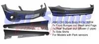W204 AMG Style Body Kit 1