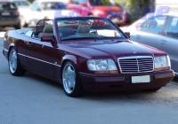 Mercedes - W124 - Update Conversion 1