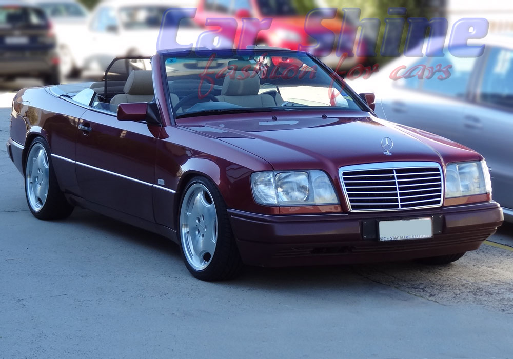 mercedes e class w124 85 95 styling. Black Bedroom Furniture Sets. Home Design Ideas