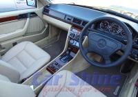 Mercedes - W124 - Update Conversion 9