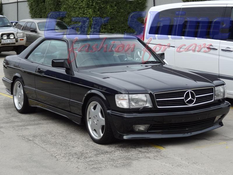 Car Paint Colours >> MERCEDES :: S Class :: W126 (79-91)