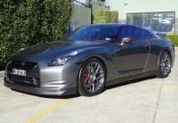 Nissan - GTR - HRE P40SC Wheels 1