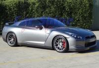 Nissan - GTR - HRE P40SC Wheels 2