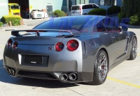 Nissan - GTR - HRE P40SC Wheels 4