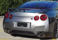 Nissan - GTR - HRE P40SC Wheels