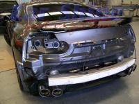 Nissan - GTR - Work in Progress