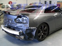 Nissan - GTR - Work in Progress