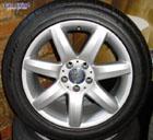 Factory Wheels - Homan 7 Spoke Wheel 17inch SL-Class