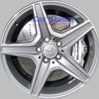 Mercedes - W204 Wheels - AMG 18inch Wheels