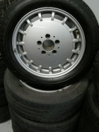 Mercedes - Wheels Tradein - 15 Hole Michellin R129