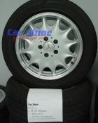 Mercedes - Wheels Tradein - R129 Monkar