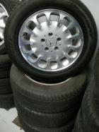 Mercedes - Wheels Tradein - Yilduz W211 Dunlop Sp Sport