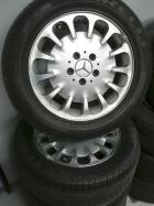 Mercedes - Wheels Tradein - Yilduz W211 Pirelli P7