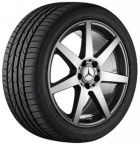 Wheels - AMG - 7 Spoke Wheels with tyres 1