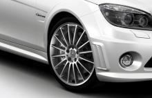 Wheels - AMG - C63 Style 5 Multispoke