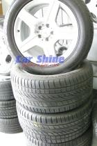 Wheels - AMG ML63 Wheel on Conti 2