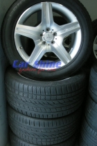 Wheels - AMG ML63 Wheels with Conti Tyres 2