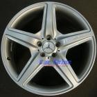 Wheels - AMG Style 3 20inch Titanium Silver