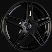 Wheels - AZEV - typ_p2_schwarz_glanz_silber_schraeg