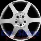 Wheels - Brabus - A monoblock 18x8