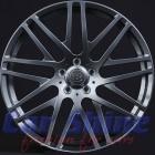 Wheels - Brabus - F Monoblock Titanium 19x8.5