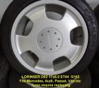 Wheels - Lorinser - D93 17x8.0 ET44 1