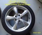 Wheels - MB - 5 SPOKE Wheel 17x7.5 1