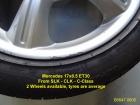 Wheels - MB - 5 SPOKE Wheel 17x8.5 4