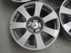 Wheels - MB - 7 Spoke 17inch no tyres 2